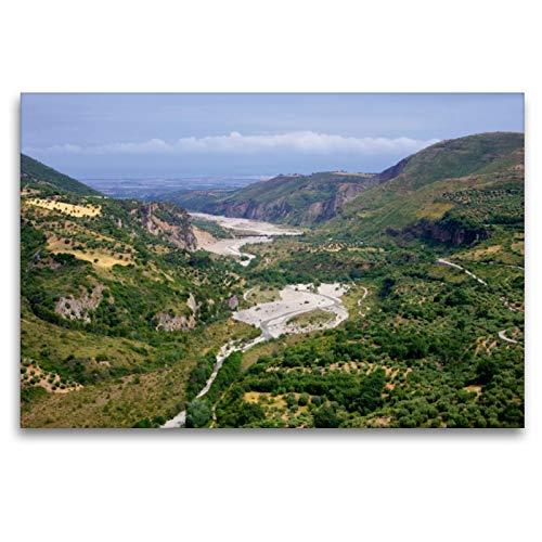 CALVENDO Premium Textil-Leinwand 120 x 80 cm Quer-Format Raganello Canyon, Leinwanddruck von Thomas Polske