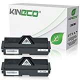 2 Toner kompatibel mit Kyocera TK1140 ECOSYS M-2035 2535 DN