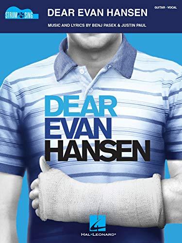 Dear Evan Hansen - Strum & Sing Guitar (English Edition)