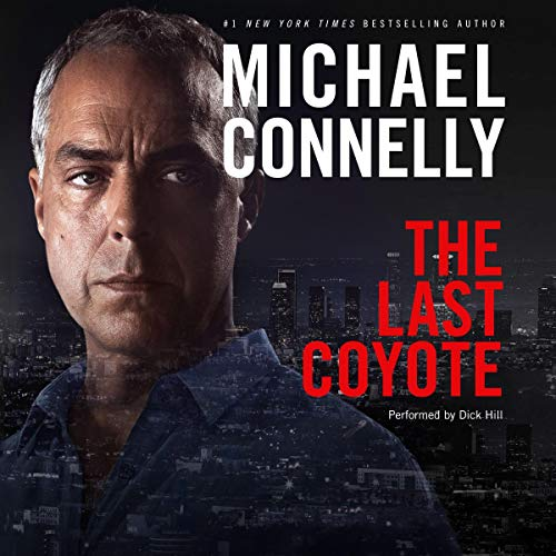The Last Coyote: Harry Bosch Series, Book 4 Titelbild