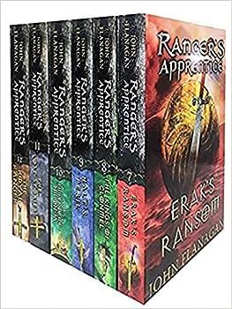 Ranger s Apprentice 6 Books Collection Set  Book 7-12
