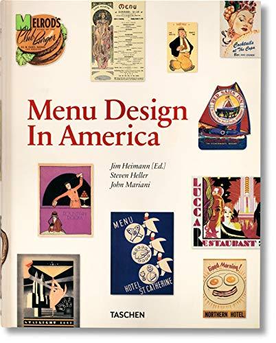 VA-MENU DESIGN IN AMERICA PDF Books