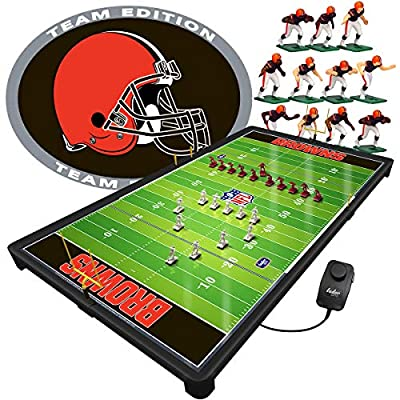 NFL Cleveland Browns NFL Pro Bowl Electric Football Game Set