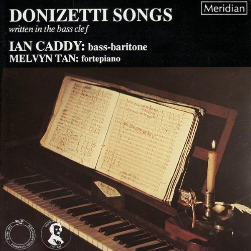 Donizetti: Songs in Bass Clef