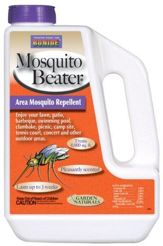 Bonide 5612 1.3 Lb Mosquito Beater Area Mosquito Repellent Granules