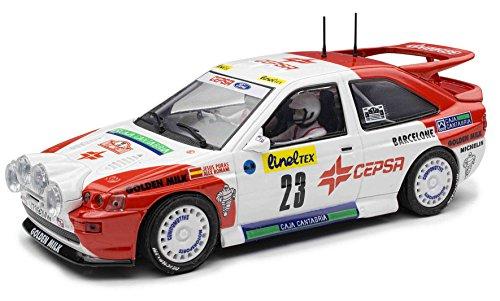 Scalextric Original - Ford Escort RS Cosworth, vehículo (Fabrica de Juguetes A10196S300)