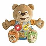 Chicco 60014 Teddy Conta con Me, Pupazzo Parlante Parlante Italiano e Inglese