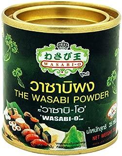 eden wasabi powder