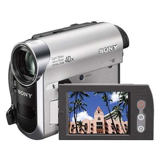 Sony DCR-HC51 Camcorder miniDV 40x Optical Zoom 6.4 cm (2.5 Inch) Display...