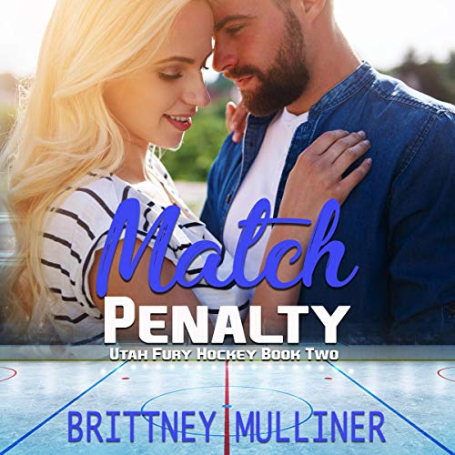 Match Penalty audiobook cover art