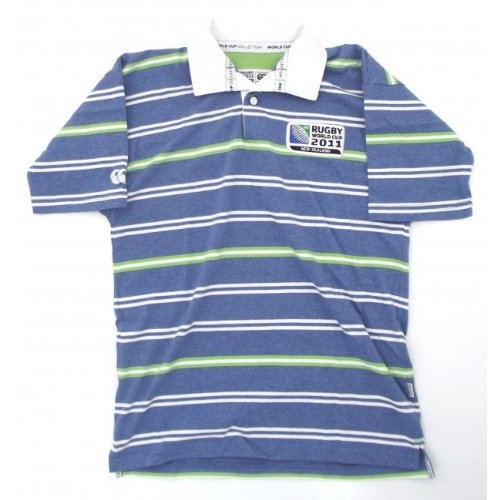 Canterbury Demi Dos Rugby S/S Adultes