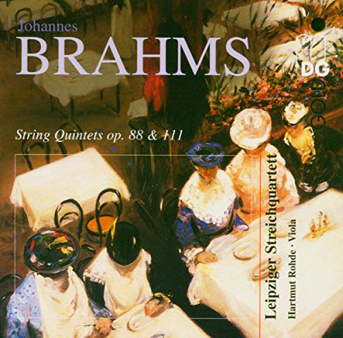 Streichquintette Op.88 & 111