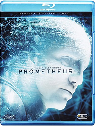 Prometheus (Blu-ray singolo)