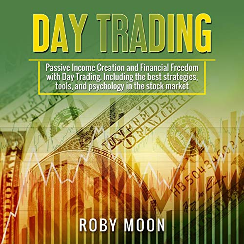 Day Trading Audiobook By Roby Moon cover art