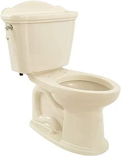 Toto CST754EFN#03 Whitney Eco 1.28 GPF Elongated Toilet (2 Piece), Bone