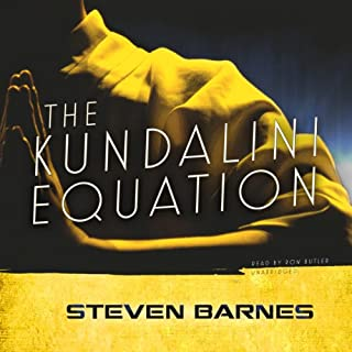 The Kundalini Equation audiobook cover art