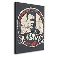 絵画 ポスター 30x40cm モリッシーロック Morrissey Rock ポスター おしゃれ インテリア 壁飾り フォトフレーム おしゃれ お風呂の装飾 キャンバスアート アート油画 パネル ャンバス 軽くて取り付けやすい