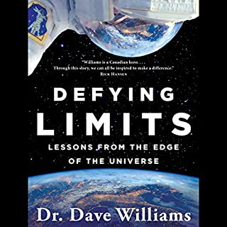 Defying Limits     Lessons from the Edge of the Universe              Auteur(s):                                                                                                                                 Dr. Dave Williams                               Narrateur(s):                                                                                                                                 Jonathan Todd Ross,                                                                                        Dr. Dave Williams                      Durée: 6 h et 46 min     6 évaluations     Au global 4,8