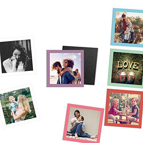 Revelado de fotos imán - Imprime tu pack de 60 copias 9x9 cm