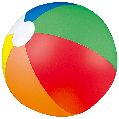 Bunter Strandball / Wasserball