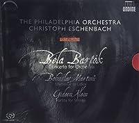 バルトーク:管弦楽のための協奏曲[Hybrid SACD]