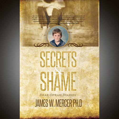 Secrets & Shame audiobook cover art