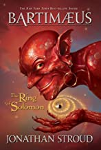 The Ring of Solomon[BARTIMAEUS TRILOGY BK03 RING O][Paperback]