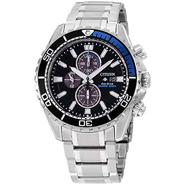 Citizen Watches Men's CA0719-53E Promaster Diver Silver Tone One Size