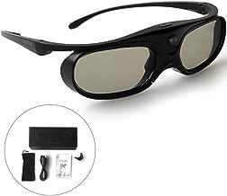 3D Glasses Active Shutter 3D Glasses DLP Link 3D for Mini Portable Projector(3D Glasses)