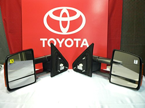 Toyota Tundra Power Towing Mirror Set