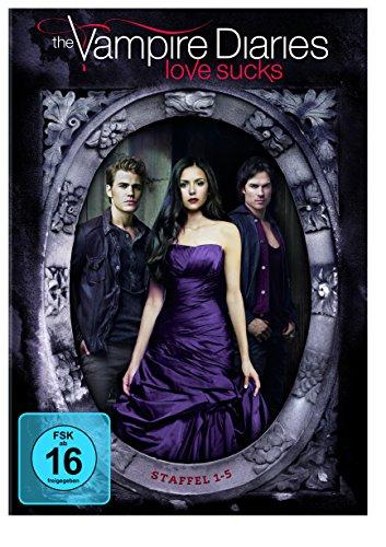 The Vampire Diaries - Staffel 1-5 (exklusiv bei Amazon.de) [Limited Edition] [27 DVDs]