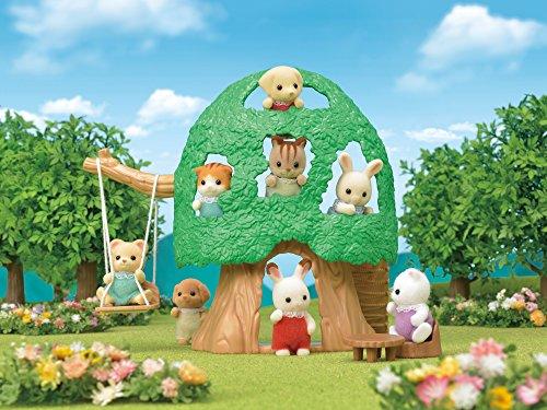 Sylvanian Families - Baby Treehouse