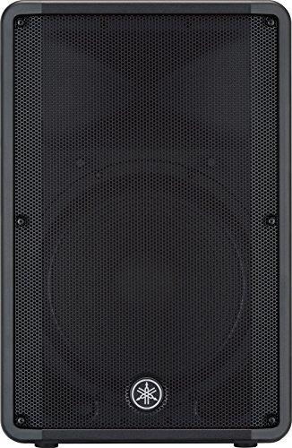 Yamaha DBR Series DBR15 Powered Speaker Cabinet, MultiColored, 0