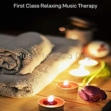 Music for Spa Days