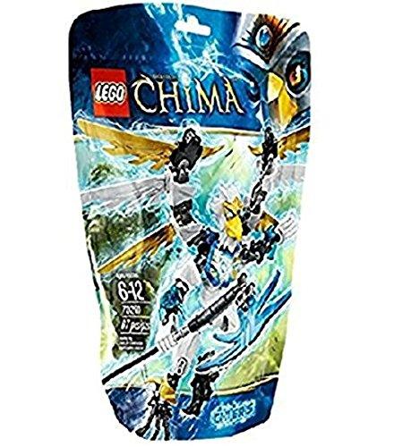 LEGO Legends of Chima - Figuras de acción CHI Eris (70201)