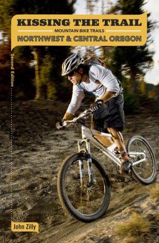 Kissing the Trail: Northwest & Central Oregon Mountain Bike Trails
