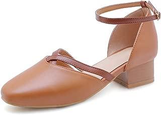 BalaMasa Womens ASL06822 Pu Fashion Sandals