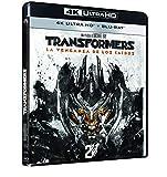 Transformers 2 (4K Uhd + BD) [Blu-ray]