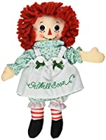 Aurora World Raggedy Ann Get Well Soon人形、10 ""