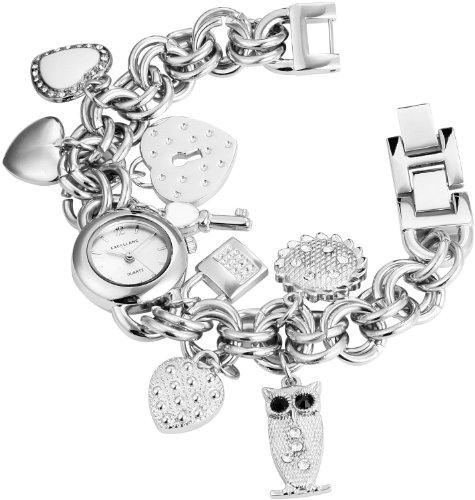 Excellanc Damen-Armbanduhr XS Analog Quarz Verschiedene Materialien 152420000024