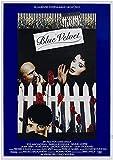 Eryan Blue Velvet Film Wandkunst Poster und Drucke Druck
