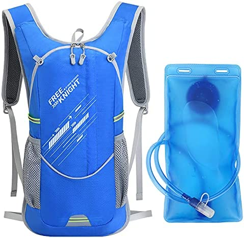 ZIOIZFU Free Knight 7L Hydration Large All stores are sold discharge sale with Backpack Storage 2L Hydr