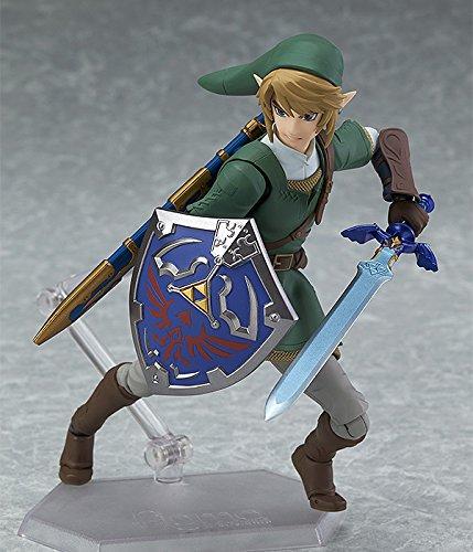 Good Smile The Legend of Zelda Twilight Princess Link Figma Action Figure