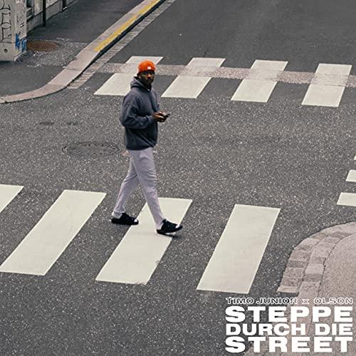 Steppe durch die Street