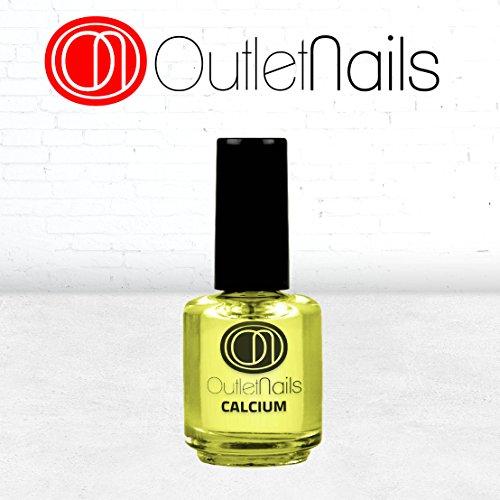 Calcium 15 ml/Facile de retirer/Outlet Nails haute qualité/Traitement ongles