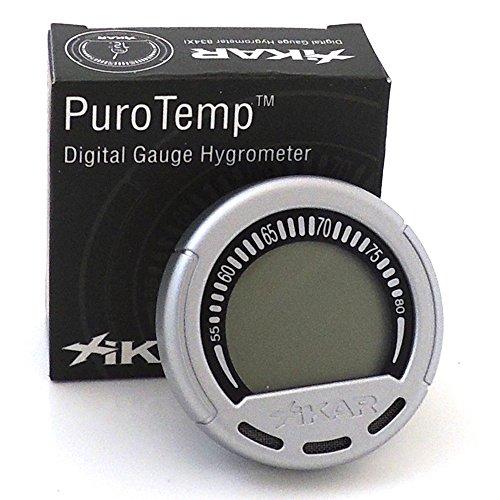 Xikar digital Hygrometer Purotemp