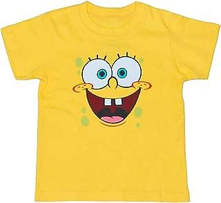 Animation Shops Spongebob Face Infant T-Shirt