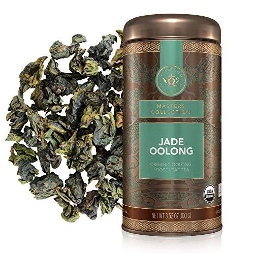 Teabloom Organic Jade Oolong Loose …