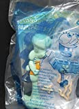 Burger King Spongebob Square Pants Themed Figure - Squidward - 2002 Kids Meal Toy