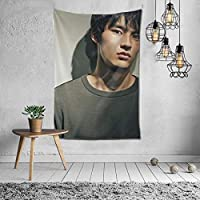 岡田健史 タペストリー 壁掛け ポスター 背景布 壁飾り 家 リビングルーム ベッドルーム 部屋 おしゃれ 150*200cm